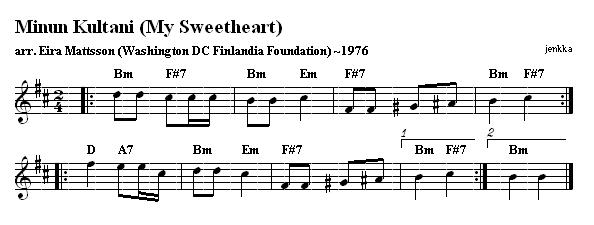 sweetheart like you chords